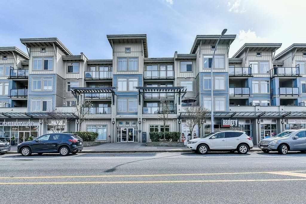 Main Photo: 205 15380 102A Avenue in Surrey: Guildford Condo for sale (North Surrey)  : MLS®# R2274026
