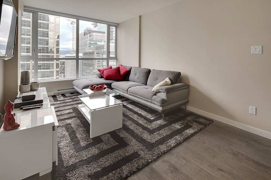 """Main Photo: 1202 833 SEYMOUR Street in Vancouver: Downtown VW Condo for sale in """"CAPITOL RESIDENCES"""" (Vancouver West)  : MLS®# R2066603"""