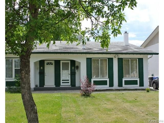 Main Photo: 6 Brownell Bay in WINNIPEG: Charleswood Residential for sale (South Winnipeg)  : MLS®# 1516784