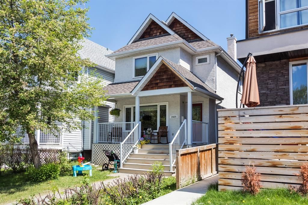 Main Photo: 2624 24A Street SW in Calgary: Richmond Detached for sale : MLS®# A1115378
