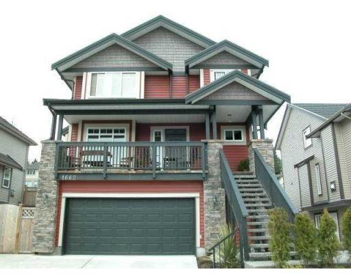 Main Photo: 1662 KNAPPEN ST in Port Coquitlam: Condo for sale : MLS®# V884095