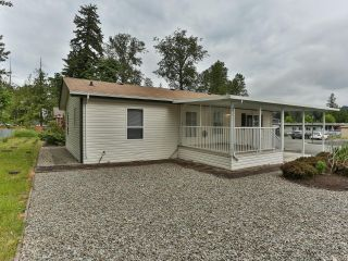 Photo 2: 8 386 Craig St in PARKSVILLE: PQ Parksville Manufactured Home for sale (Parksville/Qualicum)  : MLS®# 760785