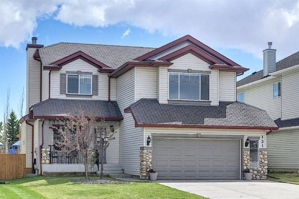 Main Photo: 131 Springmere Drive: Chestermere Detached for sale : MLS®# A1109738