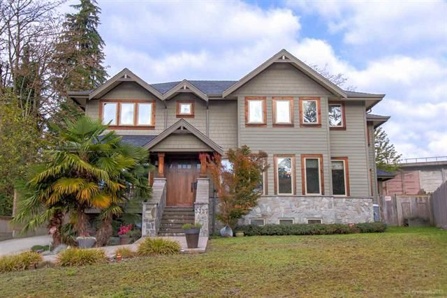 Main Photo: 3327 Lakedale Avenue in Burnaby: Government Road House for sale (Burnaby North)  : MLS®# R2322333