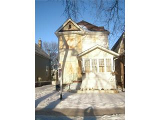 Photo 1: 247 Morley Avenue in WINNIPEG: Fort Rouge / Crescentwood / Riverview Residential for sale (South Winnipeg)  : MLS®# 1223869