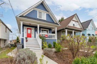 Photo 1: 4160 PRINCE ALBERT Street in Vancouver: Fraser VE House for sale (Vancouver East)  : MLS®# R2582312