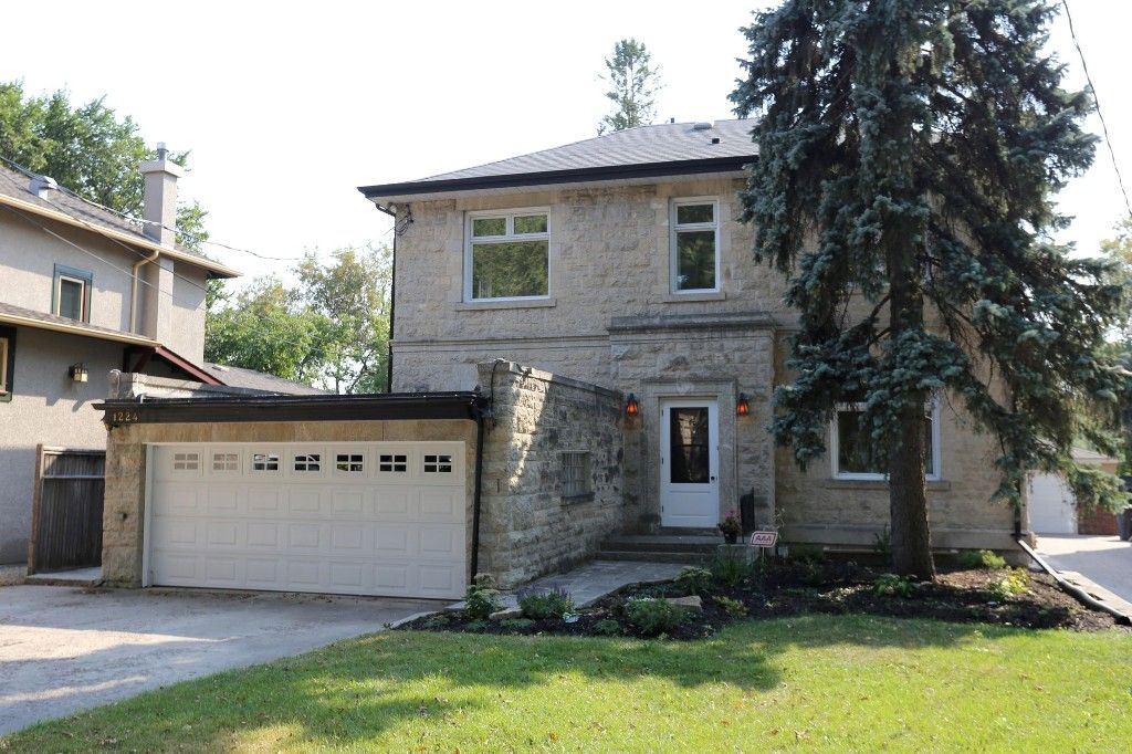 Welcome to 1224 Wolseley Ave. on the River!