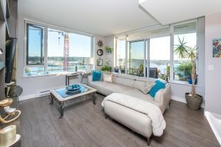"""Photo 1: 1911 668 COLUMBIA Street in New Westminster: Quay Condo for sale in """"Trapp + Holbrook"""" : MLS®# R2622258"""