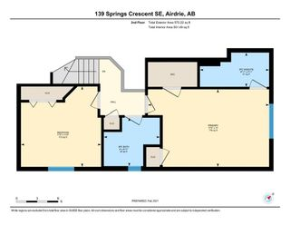 Photo 35: 139 Springs Crescent SE: Airdrie Detached for sale : MLS®# A1065825