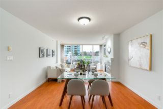 """Photo 10: 706 2088 MADISON Avenue in Burnaby: Brentwood Park Condo for sale in """"Fresco Renaissance Towers"""" (Burnaby North)  : MLS®# R2570542"""