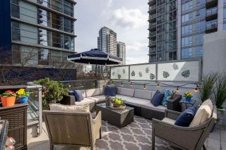"""Photo 2: 139 REGIMENT Square in Vancouver: Downtown VW Townhouse for sale in """"Spectrum 4"""" (Vancouver West)  : MLS®# R2556173"""