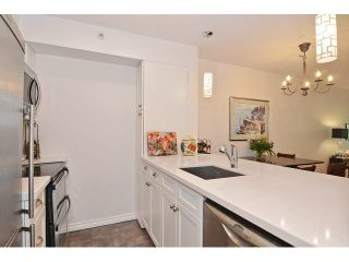 """Photo 7: 106 633 W 16TH Avenue in Vancouver: Fairview VW Condo for sale in """"BIRCHVIEW TERRACE"""" (Vancouver West)  : MLS®# V1125999"""