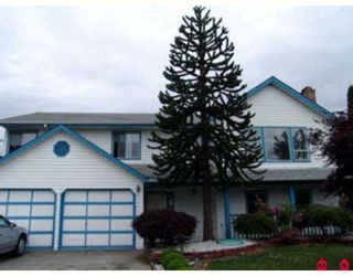 Photo 1: 31247 DEHAVILLAND Drive in Abbotsford: Abbotsford West House for sale : MLS®# F2715659