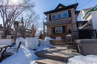 Photo 44: 419 Lansdowne Avenue in Saskatoon: Nutana Residential for sale : MLS®# SK724429
