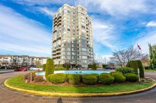 """Photo 1: 605 3190 GLADWIN Road in Abbotsford: Central Abbotsford Condo for sale in """"Regency Park"""" : MLS®# R2365734"""