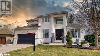 Main Photo: 24 FAWN Crescent in Barrie: House for sale : MLS®# 40168684
