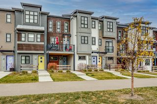 Main Photo: 81 Walden Common SE in Calgary: Walden Row/Townhouse for sale : MLS®# A1155741