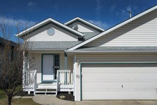 Main Photo: 93 Canoe Square SW: Airdrie Semi Detached for sale : MLS®# A1091075