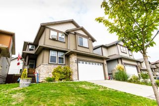 "Photo 1: 23350 GRIFFEN Road in Maple Ridge: Cottonwood MR House for sale in ""VILLAGE AT KANAKA"" : MLS®# R2115335"