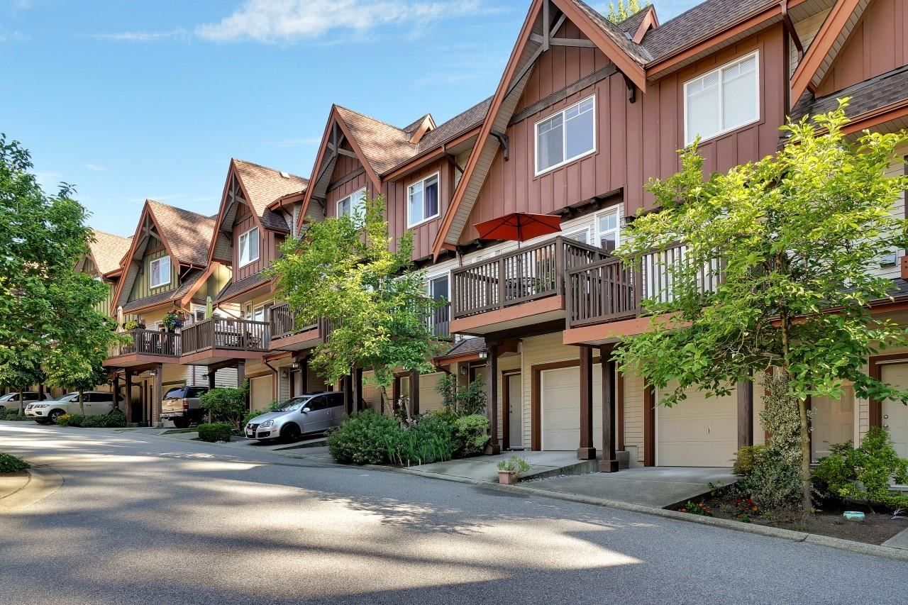 """Main Photo: 30 2000 PANORAMA Drive in Port Moody: Heritage Woods PM Townhouse for sale in """"Mountain's Edge"""" : MLS®# R2597396"""