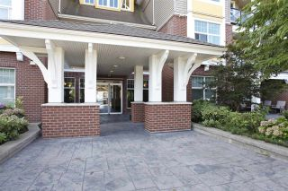 """Photo 2: 303 17712 57A Avenue in Surrey: Cloverdale BC Condo for sale in """"West on the Village Walk"""" (Cloverdale)  : MLS®# R2246954"""