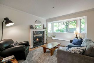 Photo 12: 101 303 CUMBERLAND Street in New Westminster: Sapperton Townhouse for sale : MLS®# R2584594