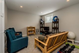 "Photo 16: 19 7138 210 Street in Langley: Willoughby Heights Townhouse for sale in ""Prestwick"" : MLS®# R2411962"