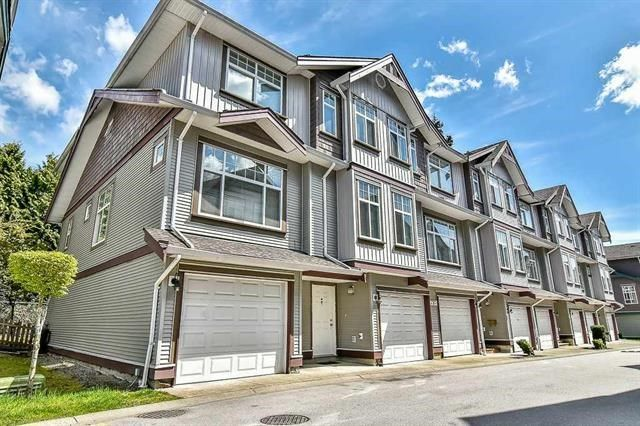 "Main Photo: 22 12585 72 Avenue in Surrey: West Newton Townhouse for sale in ""Kwantlen Village."" : MLS®# R2235538"