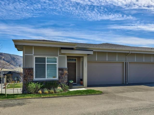 Main Photo: 127 1993 QU'APPELLE Boulevard in Kamloops: Juniper Heights Half Duplex for sale : MLS®# 161717