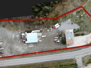 Photo 1: 2565 PRINCETON KAMLOOPS Highway in Kamloops: Knutsford-Lac Le Jeune Building and Land for sale : MLS®# 147717