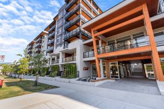 """Photo 1: 219 108 E 8TH Street in North Vancouver: Central Lonsdale Condo for sale in """"CREST BY ADERA"""" : MLS®# R2597882"""
