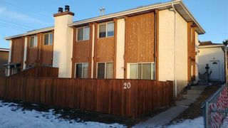 Main Photo: 5 20 Huntley Close NE in Calgary: Huntington Hills Row/Townhouse for sale : MLS®# A1105992