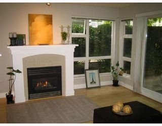 "Photo 2: 101 1868 W 5TH Avenue in Vancouver: Kitsilano Condo for sale in ""GREENWICH WEST"" (Vancouver West)  : MLS®# V790007"