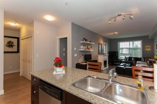 """Photo 9: 303 17712 57A Avenue in Surrey: Cloverdale BC Condo for sale in """"West on the Village Walk"""" (Cloverdale)  : MLS®# R2246954"""