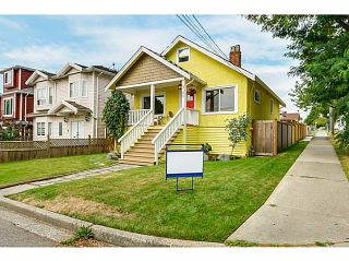"""Photo 1: 5105 RUBY Street in Vancouver: Collingwood VE House for sale in """"Collingwood"""" (Vancouver East)  : MLS®# V1082069"""