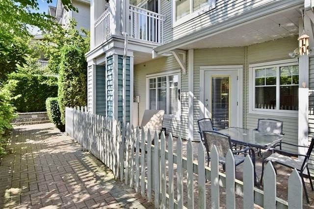 """Main Photo: 8 123 SEVENTH Street in New Westminster: Uptown NW Townhouse for sale in """"Royal City Terrace"""" : MLS®# R2200367"""
