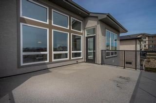 Photo 34: 7 Hill Grove Point in Winnipeg: Bridgwater Forest Residential for sale (1R)  : MLS®# 202015737
