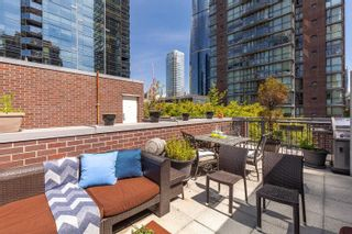 """Photo 24: 883 HELMCKEN Street in Vancouver: Downtown VW Townhouse for sale in """"The Canadian"""" (Vancouver West)  : MLS®# R2594819"""