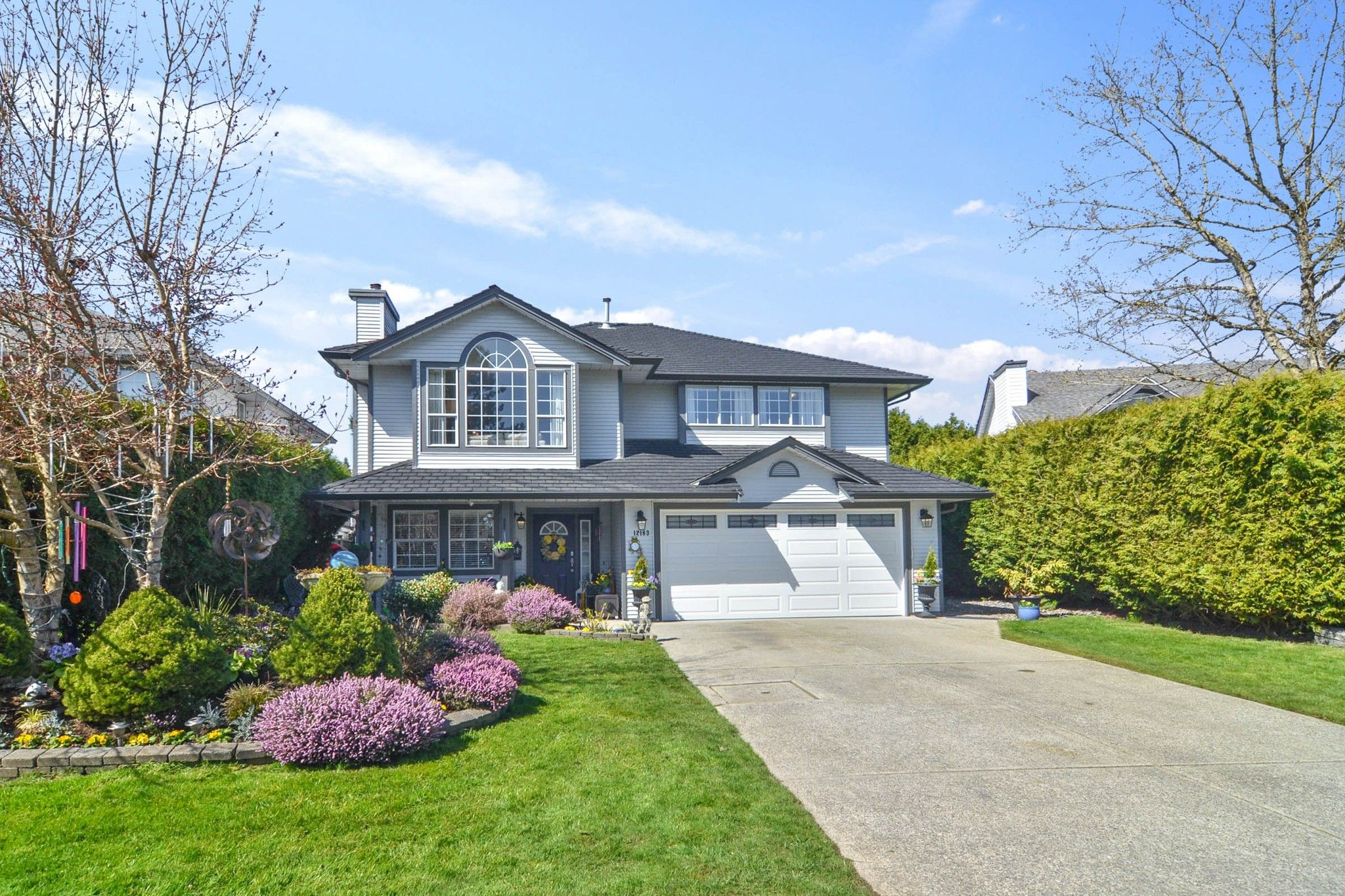 Main Photo: 12183 CHERRYWOOD Drive in Maple Ridge: East Central House for sale : MLS®# R2569705