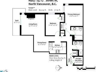 Photo 23: 403 137 W 17 Street in North Vancouver: Central Lonsdale Condo for sale : MLS®# R2616728