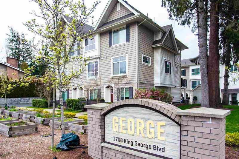 FEATURED LISTING: 7 - 1708 KING GEORGE Boulevard Surrey