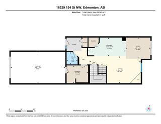 Photo 44: 16529 134 Street in Edmonton: Zone 27 House Half Duplex for sale : MLS®# E4239330