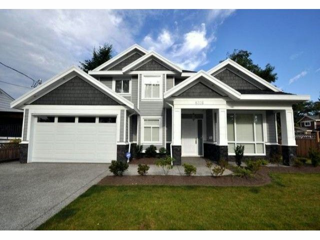 Main Photo: 8326 110TH Street in Delta: Nordel House for sale (N. Delta)  : MLS®# F1300233