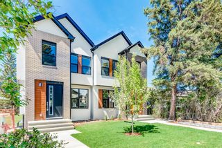 Photo 2: #1 4207 2 Street NW in Calgary: Highland Park Semi Detached for sale : MLS®# A1111957