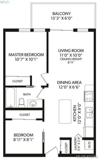 Photo 16: 211 3240 Jacklin Rd in VICTORIA: La Walfred Condo for sale (Langford)  : MLS®# 802709