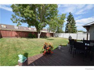 Photo 16: 14 Regatta Road in Winnipeg: Sun Valley Park Residential for sale (3H)  : MLS®# 1621951