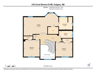 Photo 36: 216 Coral Shores Court NE in Calgary: Coral Springs Detached for sale : MLS®# A1116922