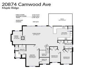Photo 39: 20874 CAMWOOD Avenue in Maple Ridge: Southwest Maple Ridge House for sale : MLS®# R2456758