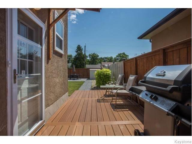 Photo 15: Photos: 48 Avondale Road in Winnipeg: Residential for sale : MLS®# 1619537