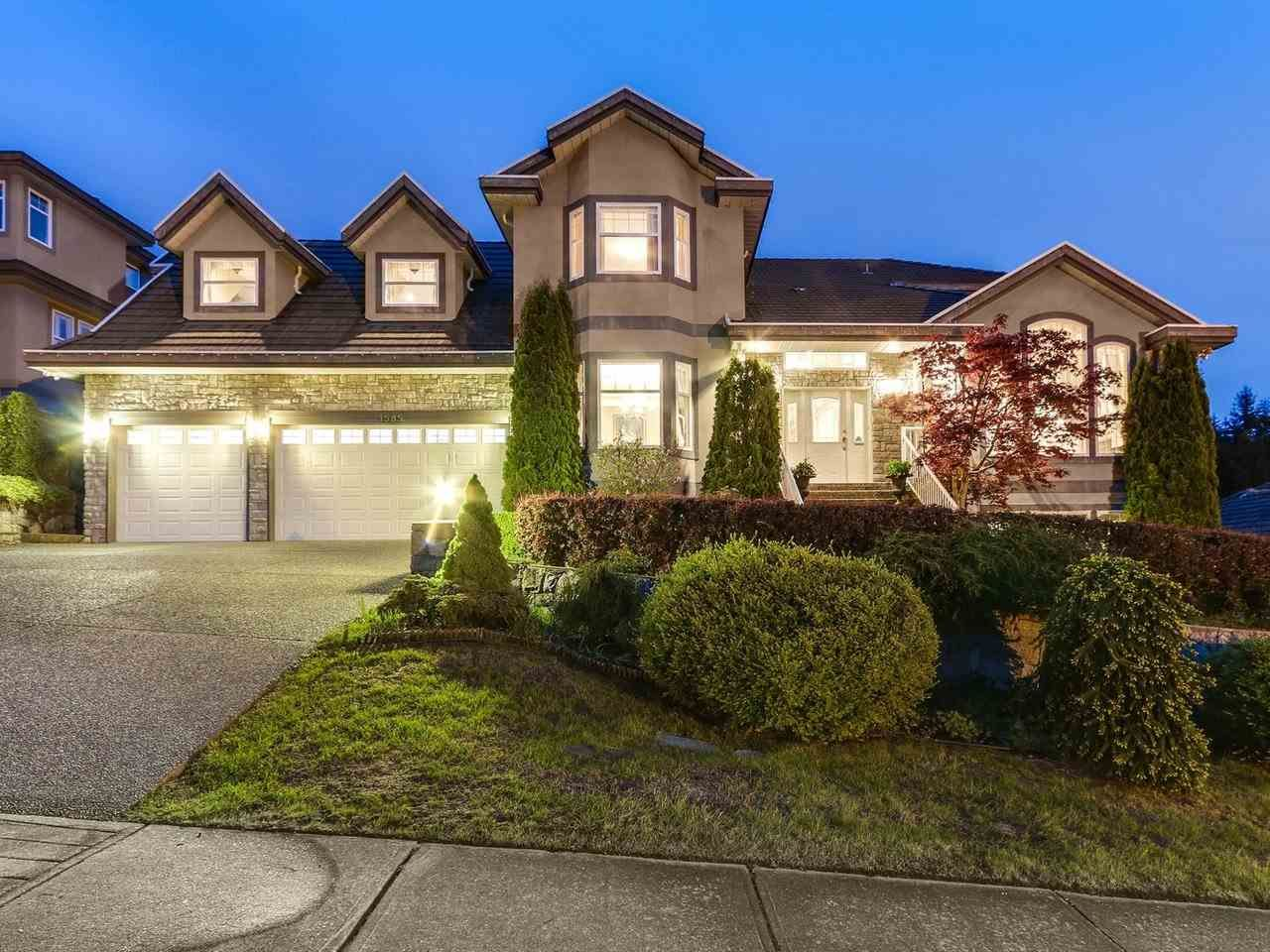 Main Photo: 1585 PARKWAY Boulevard in Coquitlam: Westwood Plateau House for sale : MLS®# R2541380